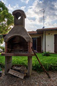 barbecue e giardino a follonica agriturismo sant'orsola